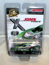 1:64 ACTION 2010 JOHN FORCE CASTROL GTX 25TH ANNIVERSARY NHRA MUSTANG FUNNY CAR