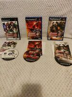 Dynasty Warriors 2/4/ 5 Game Bundle Playstation 2 PS2 COMPLETE WITH MANUAL FAST