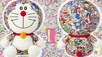 Takashi Murakami x Doraemon UNIQLO Beautiful Plush/Men's T-Shirt 100% Authentic