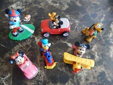 DISNEY TOYS COLLECTION>_ LOT 6 FIGURES. 1968-NOW.