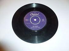 "THE KINGSTON TRIO - Ruby Red - UK 4-prong centre label 7"" vinyl single"