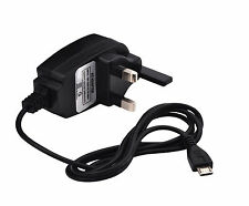 Micro USB Mains 3 Pin Wall Charger For Nokia Lumia 550 650 610 710 800 900 Hydra
