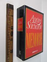 SACHAROV ANDREJ MEMORIE SUGARCO 1990 FISICA BIOGRAFIA BIOGRAFIE SC109