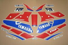 Yamaha FZR 1000 Exup 1989 reproduction decals stickers graphics set 3le replica