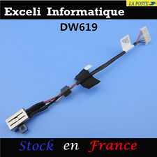 Replacer Pour Dell Inspiron 17 5000 5758 5759 5755 Courant prise DC Jack câble f