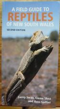 A Field Guide to Reptiles of New South Wales Swan,Shea@Sadlier...Excellent Copy