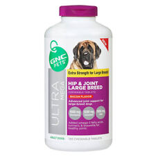 GNC Ultra Mega Hip & Joint For Large Breed (Bacon)(120 Count) - Ships Free!