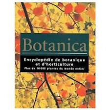 Botanica : Encyclopédie de botanique et d'horticulture