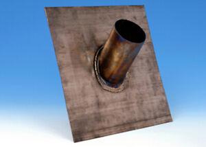 Calder lead weathering slare 450mm base x 4 inch x 30°