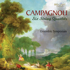 Campagnoli: String Quartets, New Music