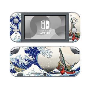 Zelda Link's Awakening Vinyl Skin Screen Protector for Nintendo Switch Lite