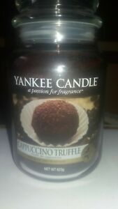 Yankee Candle: Large Cappuccino Truffle