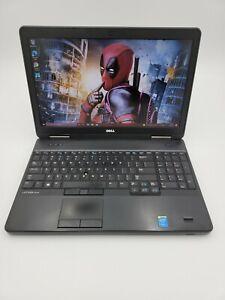 Dell Lattitude E5540 Laptop 15.6in.