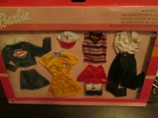 "1999 BARBIE MATTEL "" DENIM GIFT PACK "" NEW IN PACKAGE"