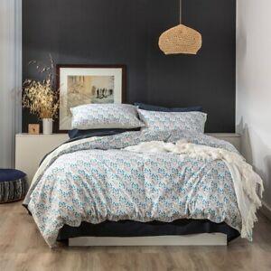 Park Avenue 175 GSM Egyptian cotton Flannelette Quilt Cover set Meadow