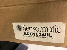 Sensormatic Adc1624Ul Power Supply for *16* Cameras