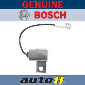 Bosch Ignition Condenser for Toyota Corolla 1.3 KE55 1.3L Petrol 4K 1978 - 1981