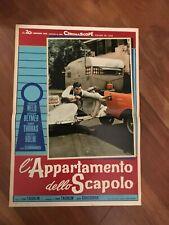 B13,FOTOBUSTA,L'APPARTAMENTO DELLO SCAPOLO Bachelor Flat,LAMBRETTA LD 150,VESPA