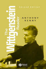 The Wittgenstein Reader by Sir Anthony Kenny (Paperback, 2005)