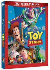 Toy Story 2 3D Triple Play Blu-Ray Slip Usato Ottime Condizioni [Disney/Pixar]