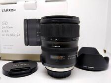 Tamron SP 24-70mm f/2.8 Di VC USD G2 per Canon EF