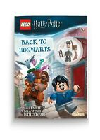 Lego Harry Potter Back To Hogwarts Book Mini Figure Activities Story Comics