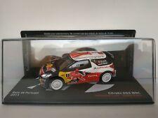 1/43 CITROEN DS3 WRC 2011 LOEB PORTUGAL RALLY RALLYE IXO CAR ESCALA DIECAST
