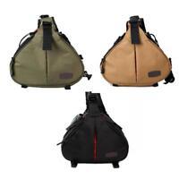 Camera Backpack Sling Shoulder Bag Case Shockproof for DSLR SLR Canon Nikon Sony