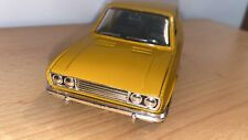 Mebetoys Fiat 128 sl coupe stradale 1/25 near mint very rare