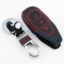 Smart Key Chain Case Fob Cover For Ford Focus Escape Kuga Fiesta Accessories