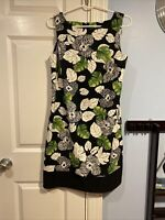 Dress Barn Leaf Dress Size 10 Beautiful . 35 Height