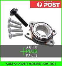 Fits AUDI A4 AVANT (8D5/B5) 1995-2001 - Front Wheel Bearing Hub Kit