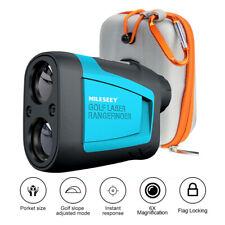 Mileseey Golf Laser Rangefinder Mini Sports Distance Meter Hunting PF210 600M