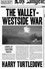 The Valley - Westside War by Harry Turtledove HC new