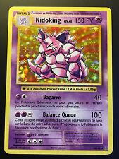 Carte Pokemon NIDOKING 45/108 Holo XY12 Française NEUF