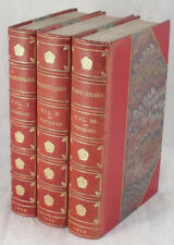 Works of Shakespeare - Fine leather binding by Bumpus