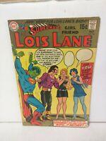 Superman's Girl Friend Lois Lane #96 (DC Comics, 1969) Low Grade Silver Age