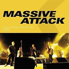 Massive Attack Live at Royal Albert Hall 1998 Double Vinyl LP RSD 2016