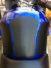 Honda CBF1000 tank protection kit available in clear, carbon fibre effect, black