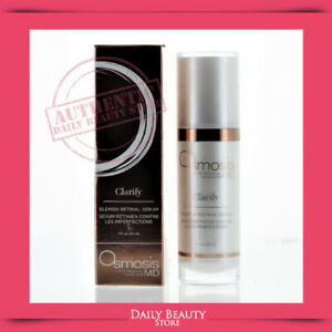Osmosis Clarify Vitamin A Blemish Serum 30ml 1oz NEW SEALED FAST SHIP