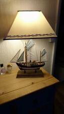 63 cm Nautical  / Beach Inspired Shabby Chic Table Lamp