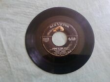 Pop 45 Perry Como - Somebody Up There Likes Me / Dream Along With Me On RCA VG