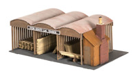Wills SS73 OO Gauge Timber Yard Kit