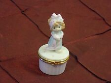 Precios Moments dated 2000 figurine trinket box