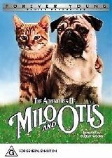 The Adventures Of Milo And Otis (DVD, 2005) VGC Pre-owned (D86)