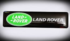 Badge Logo Emblem Sticker for Land Rover Discovery Evoque Range 2 3 4 TD4 TD5 V8