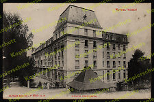 Ad. Weick Vittel Vogesen Hotel Continental  Pavillon Architektur Lothringen 1914
