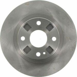 TRW Brake Rotor Front DF4119S fits Mazda 323 1.6 Astina (BJ), 1.8 Astina (BA)...