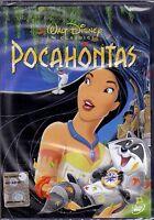 Dvd Disney **POCAHONTAS** nuovo 1995