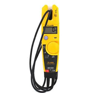FLUKE T5-1000 Voltage Continuity Current Electrical Tester Multimeter 15B 17B